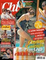 La revista Chi confirma lo que todos sabíamos: Carlota Casiraghi está embarazada