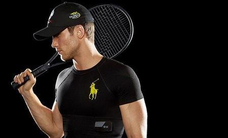 Ralph Lauren aplica la tecnología en su ropa para el U.S. Open