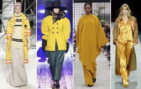Trend Aw 2018 Yellow