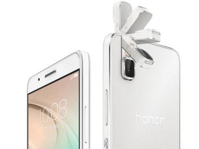Cuando con una cámara es suficiente, el caso del nuevo Huawei Honor 7i y otros en el pasado
