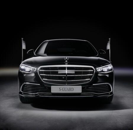 Mercedes-Benz S680 Guard blindado 2