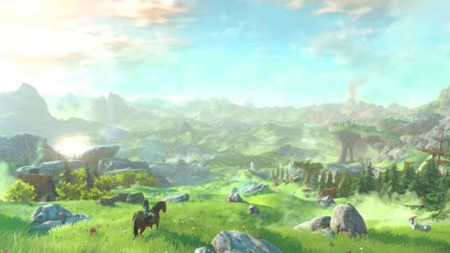 Recrean tema musical de The Legend of Zelda con copas de vidrio