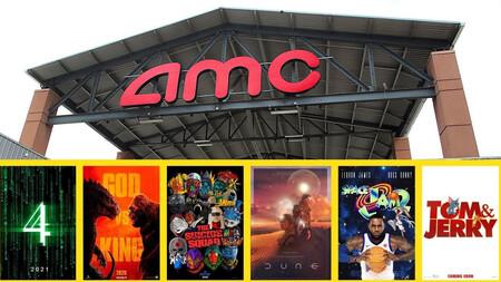 """AMC carga contra Warner y sus estrenos en HBO Max: """"Haremos todo lo que podamos para asegurarnos de que no lo hagan a nuestro coste"""""""