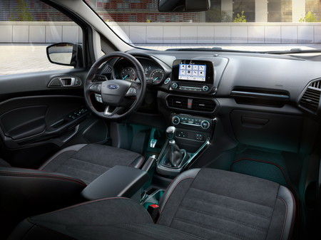 Ford Ecosport Euro Spec
