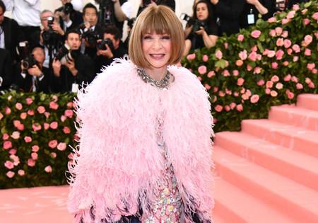 La última creación de Karl Lagerfeld: el vestido de Anna Wintour en la Gala MET 2019 lo diseñó el kaiser de la moda