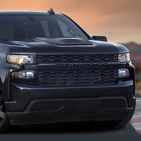 Esta intimidante bestia de 800 CV es la Chevrolet Silverado Yenko S/C preparada por SVE y cuesta más de 120.000 dólares