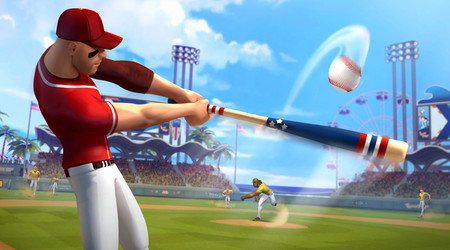 Apple Arcade - Ballistic Baseball