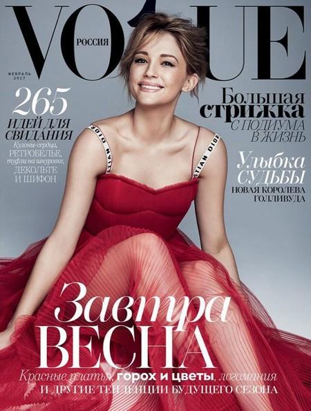 Vogue Rusia: Haley Bennett