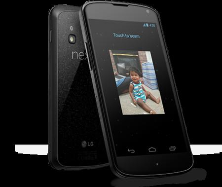 ¿El día cuando los LG Nexus 4 se agotaron?