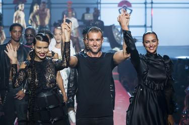 ¿Es un festival? ¿Es un concierto? No, es el desfile de Philipp Plein con Nicki Minaj y muchos más