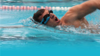 Instabeat, un dispositivo para controlar tu rendimiento nadando
