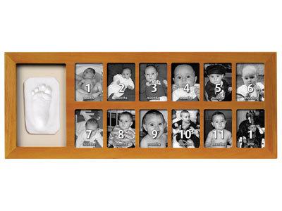Baby Art First Year, bonito recuerdo del primer año del bebé