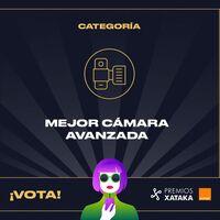 Mejor cámara avanzada: vota en los Premios Xataka Orange 2021