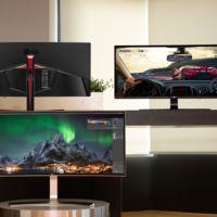 LG tiene el monitor curvo ultra-wide más grande del mundo y uno con Google Cast integrado