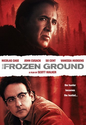 'The Frozen Ground' con Nicolas Cage, John Cusack y Vanessa Hudgens, tráiler y cartel