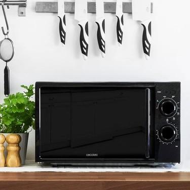 Horno y microondas en uno: las mejores opciones para cocinar bien en cocinas pequeñas