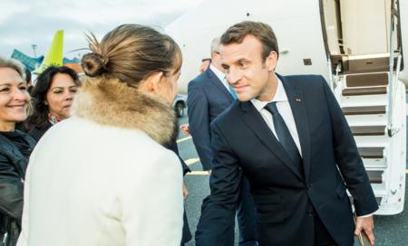 Tim Cook se reunirá mañana con el presidente de Francia