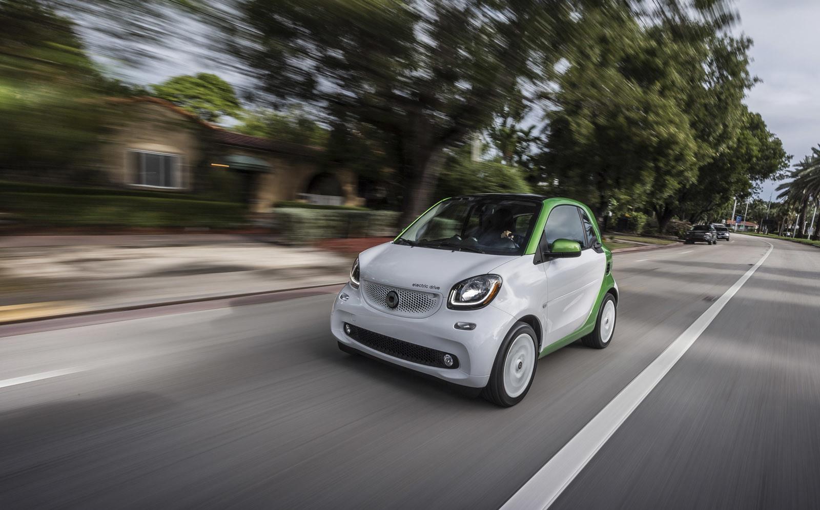 Foto de smart fortwo Electric Drive, toma de contacto (88/313)