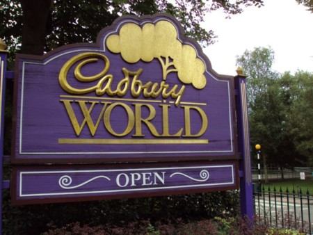 Cadbury World: el parque temático de Reino Unido dedicado al chocolate