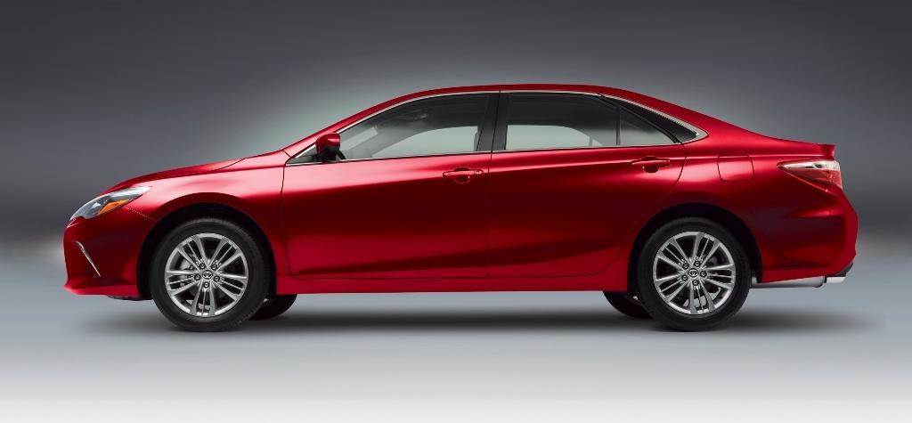 Toyota Camry 2015 17 25