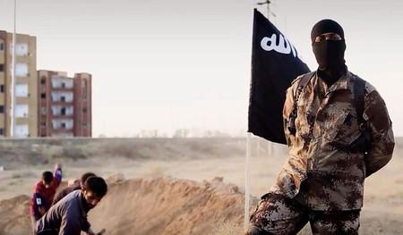 Soldado Isis