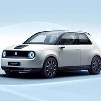 El primer coche eléctrico de Honda, el e Prototype, tendrá 200 km de autonomía y un diseño neo retro