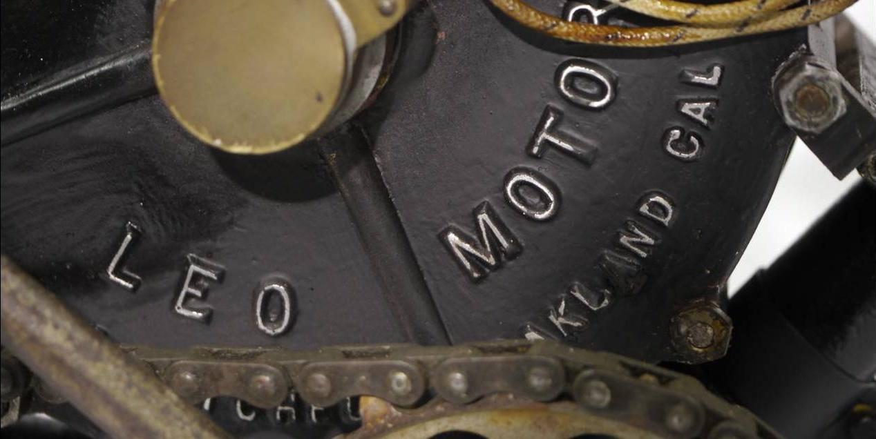"""Foto de L.A Mitchell Motor Company - """"LEO Two-Cycle"""" de 1905 (6/11)"""