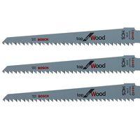 Por sólo 8,94 euros tenemos el set de 3 cuchillas para sierra KEO de Bosch en Amazon