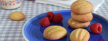 Receta de galletas de pueblo para reivindicar la repostería sin complicaciones