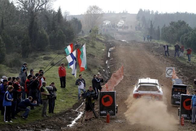 Cronometraje WRC 2013