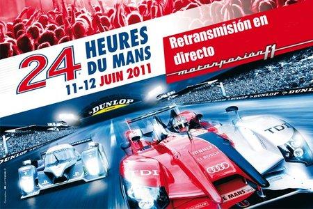 24 horas de Le Mans 2011: retransmisión LIVE