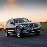 El nuevo BMW X3 estrena nuevo frontal, interior de Serie 4 y todos los motores serán mild hybrid o PHEV