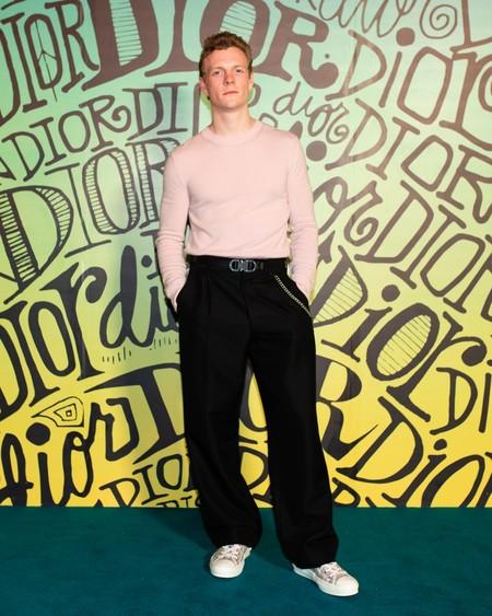 Patrick Gibson Dior Fall 2020 3 12 19