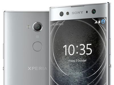 Sony presenta su linea de Xperia: XA2, XA2 Ultra y L2