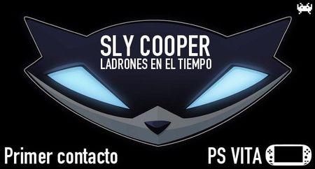 'Sly Cooper: Ladrones en el Tiempo' para PS Vita: primer contacto