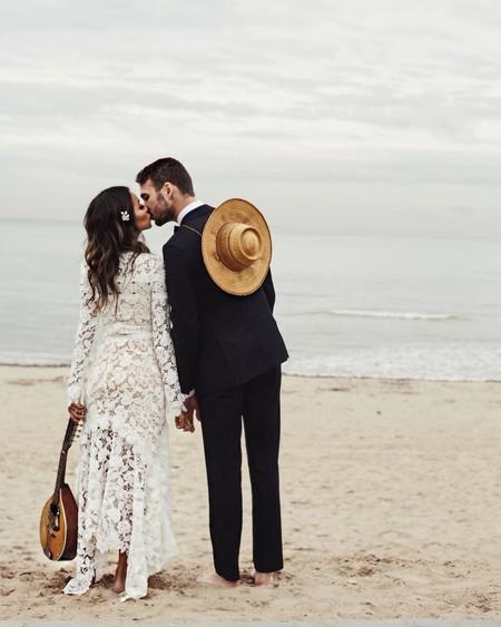Dar el 'sí, quiero' con un vestido low-cost no es una locura, tan solo una realidad