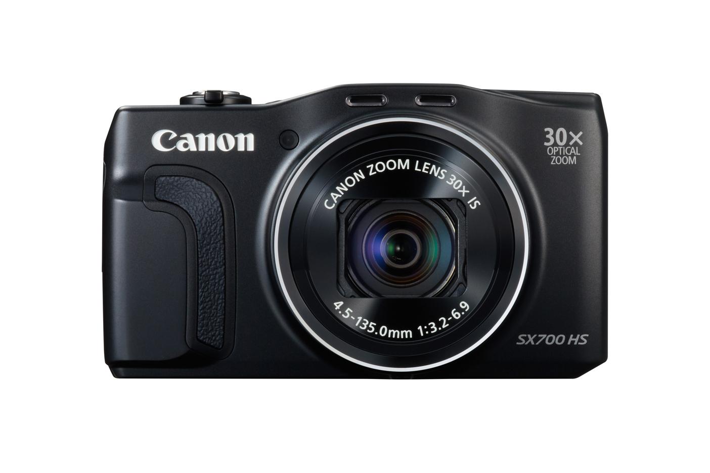 Foto de Canon PowerShot SX700 HS (5/8)