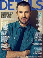 Marchando una portadita con buenorro a la vista... Chris Evans en Details