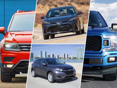 Estos fueron los 10 coches más vendidos a nivel mundial en 2017 y las 50 marcas más populares