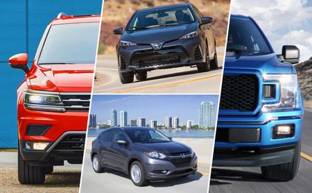 Estos fueron los 25 coches más vendidos a nivel mundial en 2017 y las 50 marcas más populares