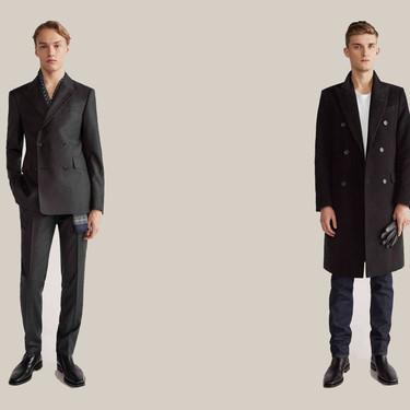 El minimalismo escandinavo se apodera de la perfecta colección de invierno de Tiger of Sweden