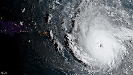 No, el huracán Irma no tocará a México, y ya se convirtió en el más fuerte de la historia