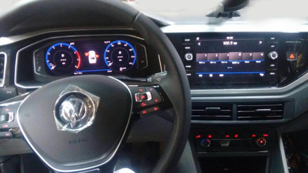 Vw Virtus Interior