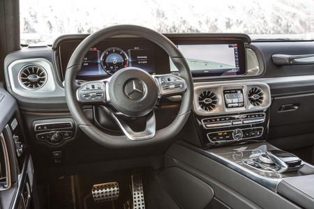 Mercedes Benz G350 D 4