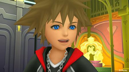 Kingdom Hearts 2 8 03