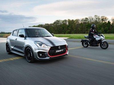 Suzuki Swift Sport Katana, una edición limitada que no queremos... ¡la necesitamos!