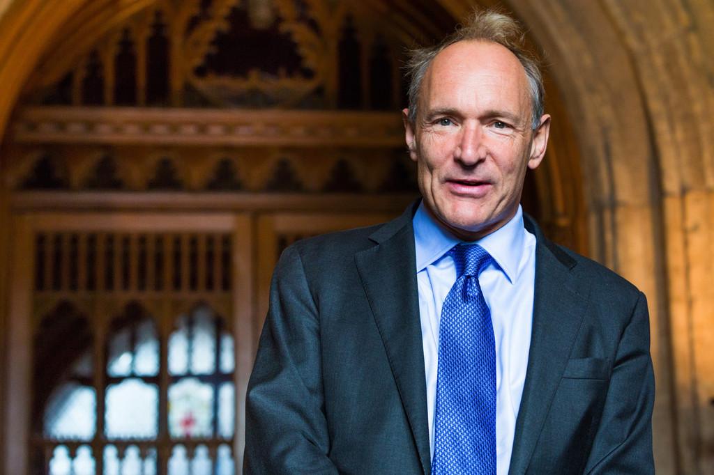 Tim Berners-Lee presenta su evolución de la World Wide Web: