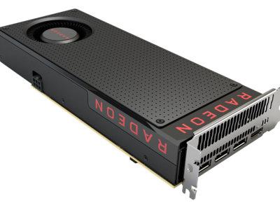 AMD Radeon RX 480 es la gráfica más asequible capaz de lidiar con la realidad virtual: Polaris debuta por 199 dólares