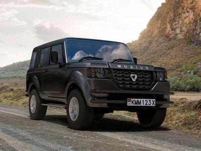 """Así es Mobius II, un SUV """"low-cost"""" fabricado en Kenia y pensado para el África rural"""