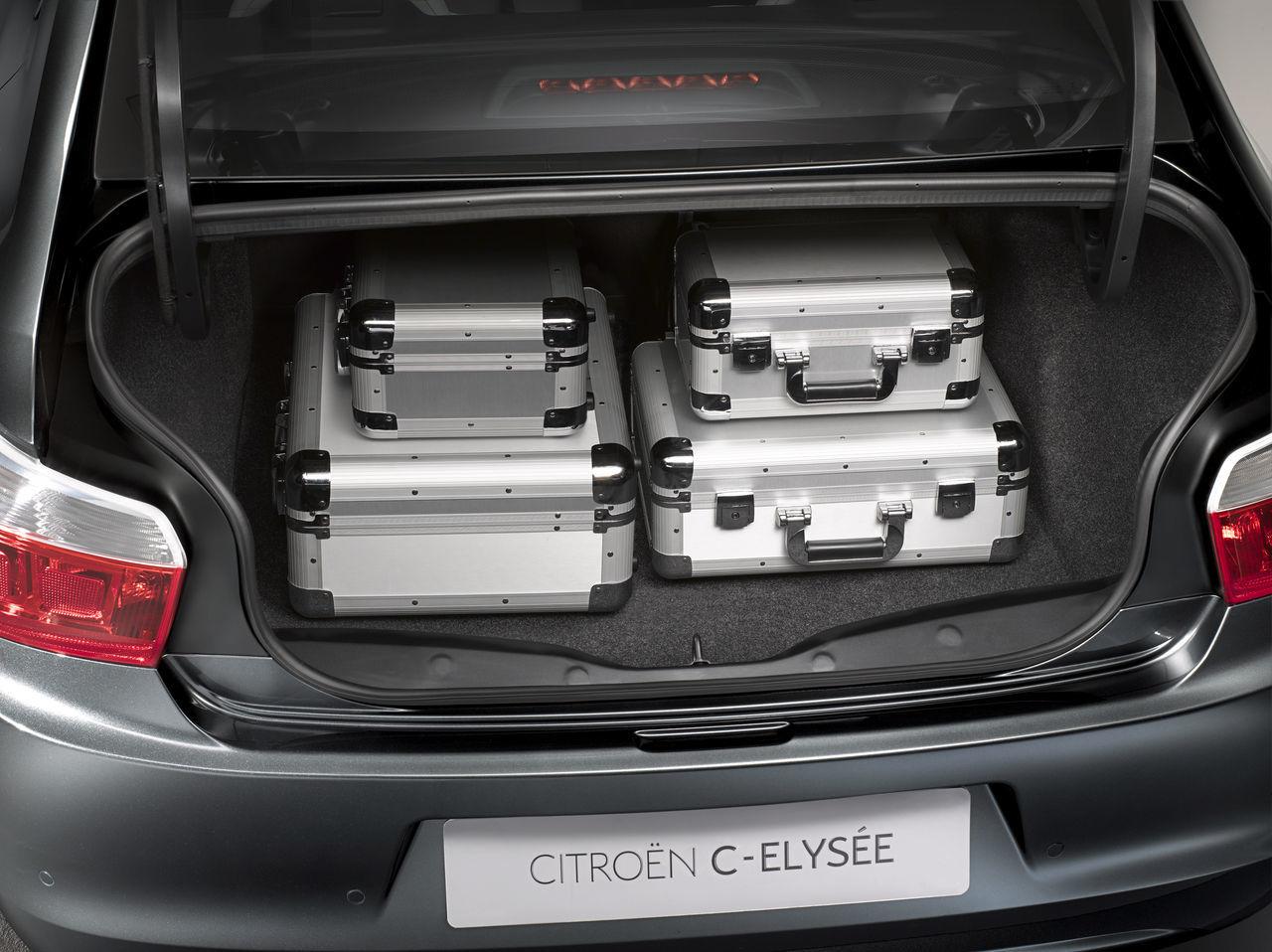 Foto de Citroën C-Élysée (12/23)